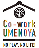 Co-work UMENOYA